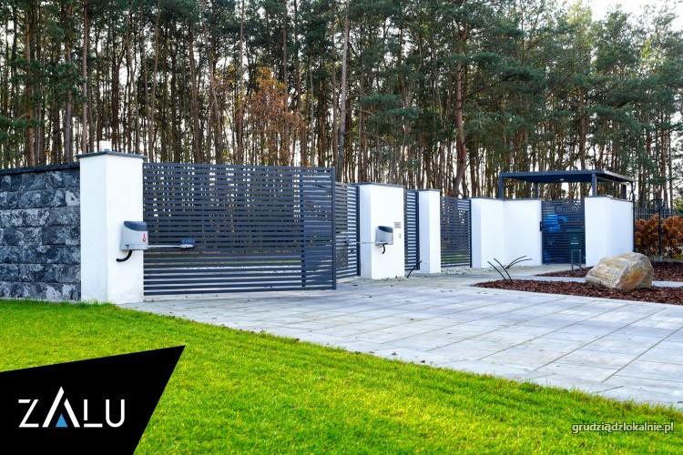 ZALU - Ogrodzenia z aluminium